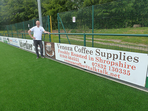 Proud Sponsor of TNS FC