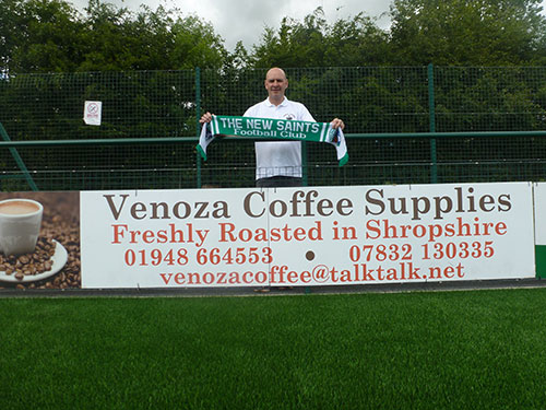 Venoza Coffee available from The Venue