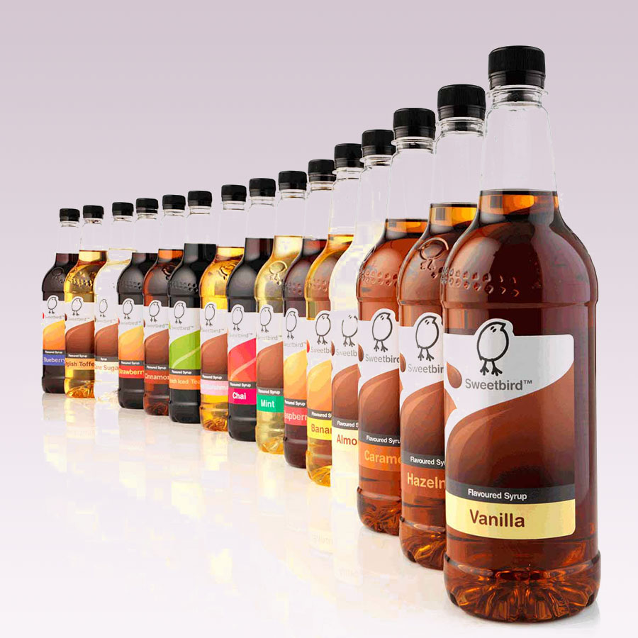Sweetbird Syrups Image
