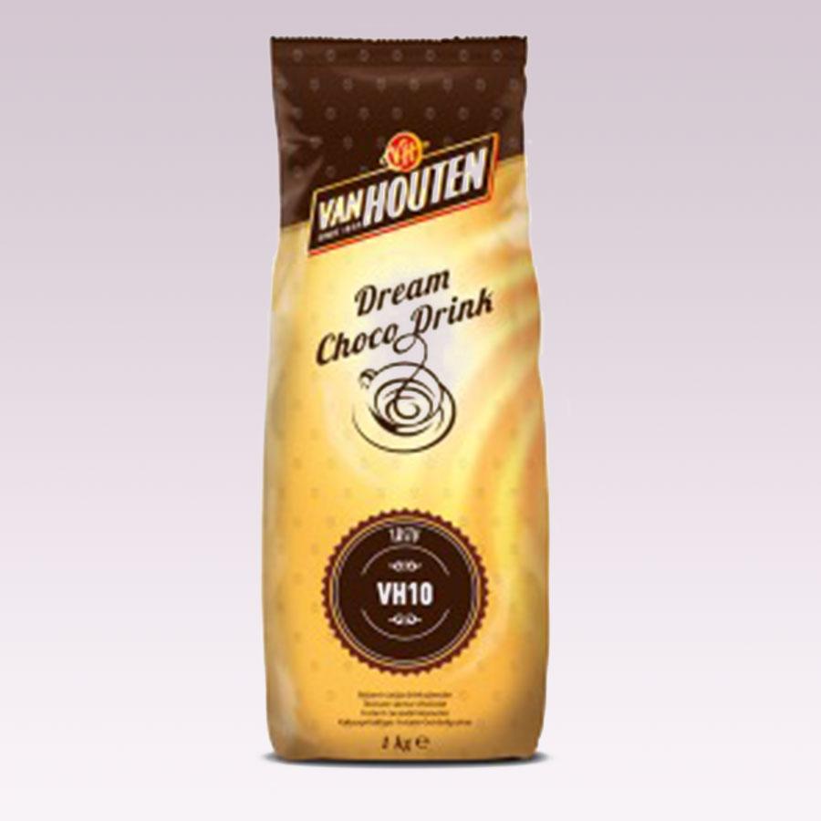 Van Houten VH10 Vending Hot Chocolate 10 x 1kg Image